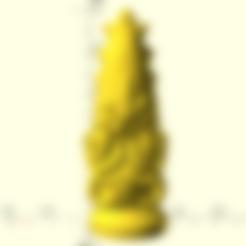 Télécharger fichier STL gratuit Insigne de la maison de joie grise de jeu des trônes, Or10m4