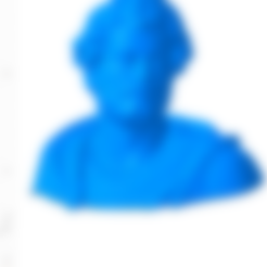 Télécharger fichier STL gratuit Buste de la statue d'Hannibal Slodtz Atelier Des Lumiers musée, Or10m4