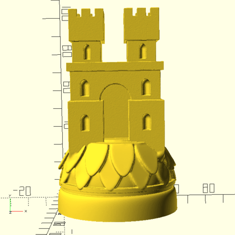 Download free STL file Game Of Thrones Frey House Badge, Or10m4