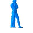 Télécharger fichier imprimante 3D gratuit Statue Espartacus, Or10m4