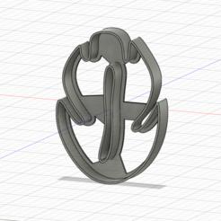 Feuille.png Télécharger fichier STL gratuit Feuille Lilo & Stitch Buscuit • Plan imprimable en 3D, elfefe79