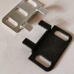 1.jpg Download free STL file Multi-socket rack mounting bracket • 3D printable model, elfefe79