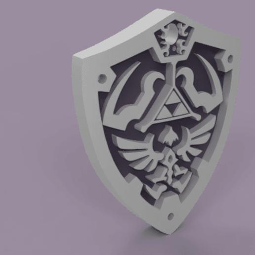 legend_of_Zelda vol2 4.png Download free STL file THE LEGEND OF ZELDA VOL2 • 3D printing template, Skap14