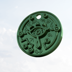 legend of zelda v1 9.png Download STL file The Legend of Zelda vol1 • 3D printable model, Skap14