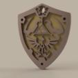 Download free 3D printing templates THE LEGEND OF ZELDA VOL2, Skap14