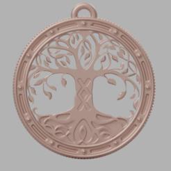 Descargar archivo 3D árbol de la vida, skap14