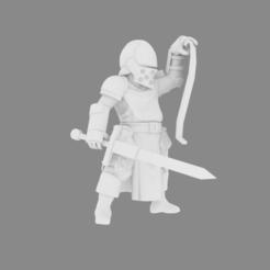 Descargar archivos 3D CrusaderMazmorra más oscura, TwelveFoxtrot