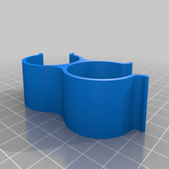 Download free 3D printer model Vacuum hose clip holder, NMPG