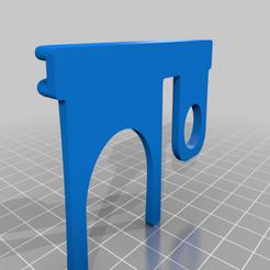 Télécharger fichier imprimante 3D gratuit Porte-brosse et miroir de rasoir, NMPG