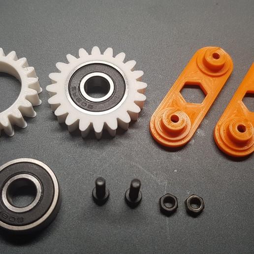 Download free 3D printer designs Fidget toy, seb2320