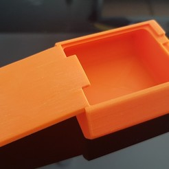 "Download 3D printing models Small box with ""child safety"" / ""sécurité enfant"" little box, seb2320"