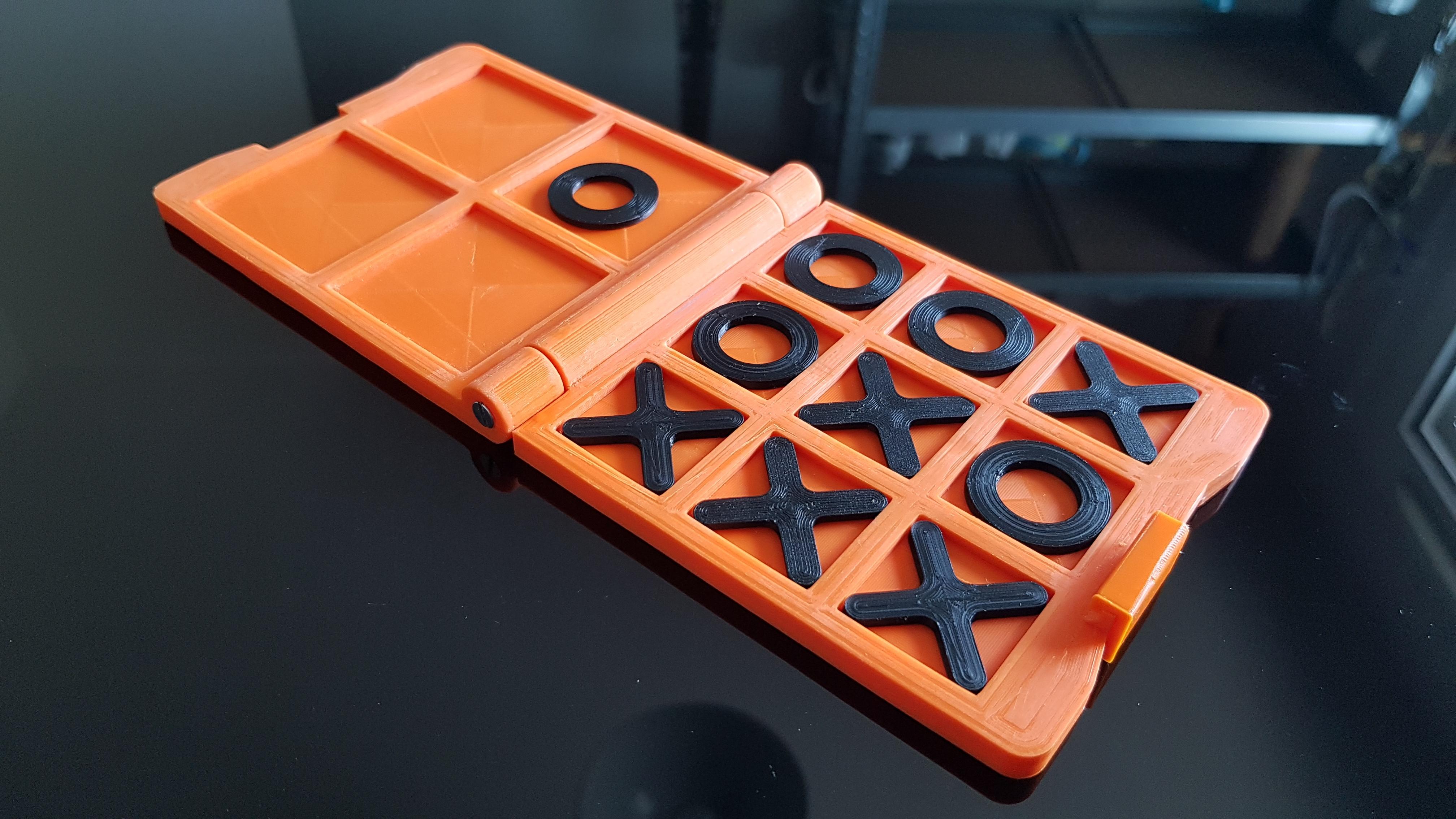 20190908_152856.jpg Download free STL file Tic Tac Toe • 3D printable design, seb2320