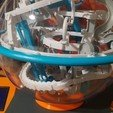 Download free 3D print files base for Perplexus, seb2320