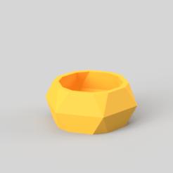 3D print model GEOMETRIC PLANT VASE, airtoncarvalho