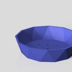 Download free 3D printer designs geometric plant vase, airtoncarvalho