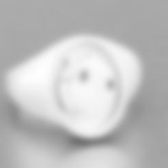 Download free STL files Botconf ring, paul3ddesign