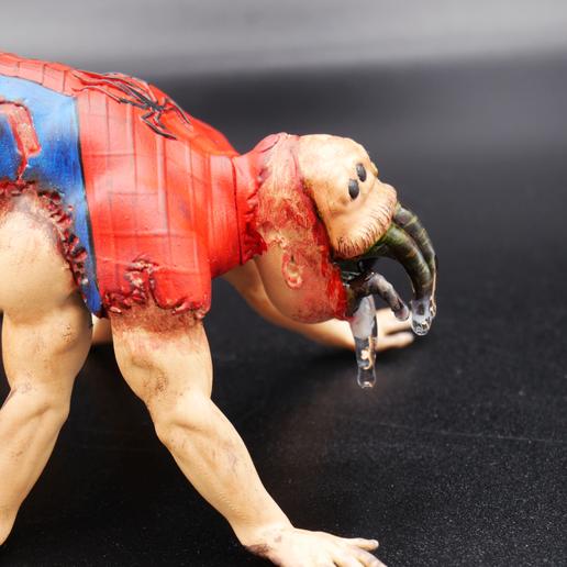 P1040050-Final.png Télécharger fichier STL gratuit Halloween Spiderman • Modèle imprimable en 3D, paul3ddesign