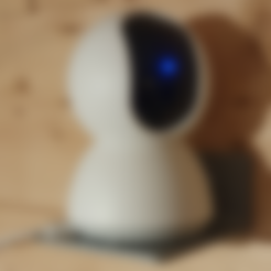 Download free 3D model Xiaomi Home Security Camera Mount, paul3ddesign