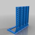 Download free STL file Essenza Mini capsule holder base • 3D printing template, Duderstroger