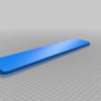 Wristrest_closed.png Download free STL file Keyboard Wrist Rest • 3D printing template, Duderstroger