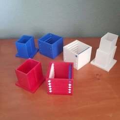 20200218_130804.jpg Download free STL file 10 bits box • Model to 3D print, papapegulin