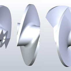 Download 3D printing designs jet drive of the surfboard, or efoil. , jantar2005