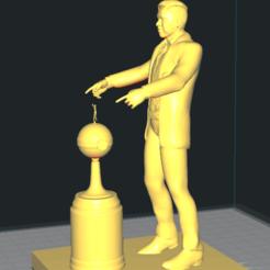 Télécharger fichier imprimante 3D marcelo gallardo, guillermonigro