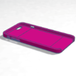 Download STL files IPHONE 6 OR 6S PLUS CASE, KINEG3D