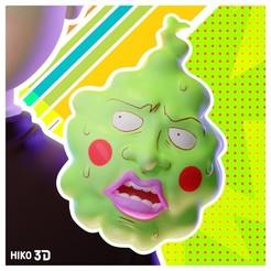 hoyuelo.jpg Download free STL file Dimple - ( Ekubo, Dimple ) Mob Pyscho 100 • 3D print object, HIKO3D