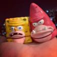 Download free 3D printer model Sponge Gar ( sponge bob ), hiwithekiwi