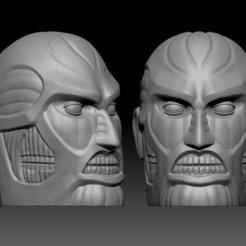 Descargar Modelos 3D para imprimir gratis Titan Colossal, hiwithekiwi