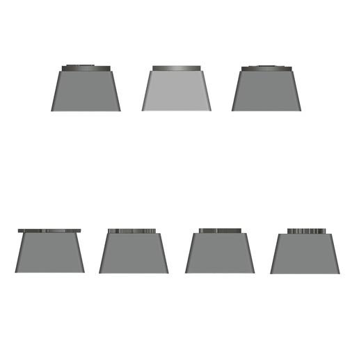 12.jpg Télécharger fichier STL gratuit 7 Capuchons pour clavier mécanique - CS GO Edition • Plan à imprimer en 3D, HIKO3D