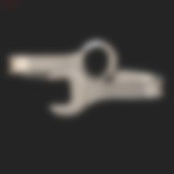 Descargar archivo 3D Llave de brazalete, hobachnam