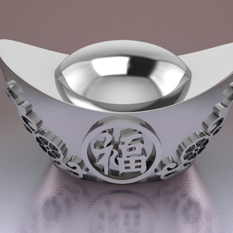 Download free 3D printing designs Silver, hobachnam
