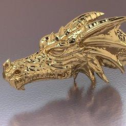 Télécharger modèle 3D dragon, hobachnam