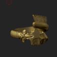 Descargar archivos 3D Anillo de flecha, hobachnam