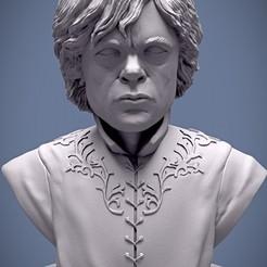 tyr.jpg Télécharger fichier OBJ gratuit Tyrion Lannister - modèle d'impression 3D du jeu des trônes • Design pour imprimante 3D, Minigames_miniatures