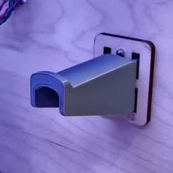 IMG_20191102_211350.jpg Télécharger fichier STL gratuit Ultimaker Original + Support de bobine • Modèle à imprimer en 3D, brentwerder