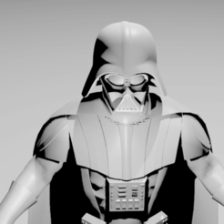 Download 3D model Darth Vador Model, stan_x