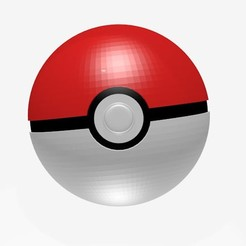 Download free 3D printing files Pokeball, stan_x
