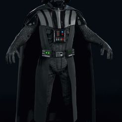 Download free 3D printer files Darth Vader Model, stan_x