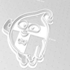 Demi Cookie Cutter.png Download STL file Demi Cookie Cutter • 3D print model, 3dhstudio