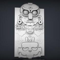 Descargar modelo 3D gratis Jag cnc router art, Terhrinai