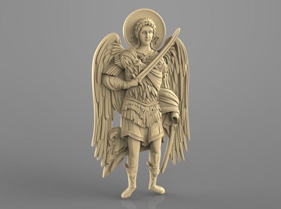 angel.jpg Télécharger fichier STL gratuit Angel cnc routeur art • Plan pour impression 3D, Terhrinai