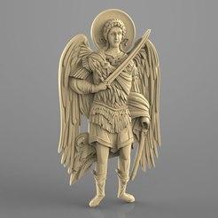 Télécharger fichier STL gratuit Angel cnc routeur art, Terhrinai