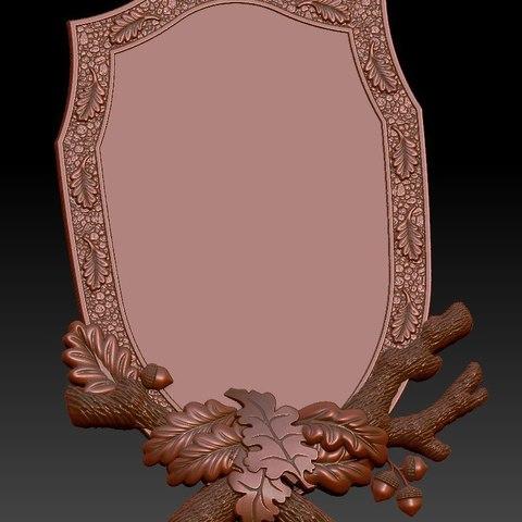 Download free 3D printing files frame cnc router art nature tree, Terhrinai