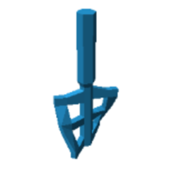 CqkzbjI.png Download free STL file Tiny mixer for a drill • 3D printer object, Package
