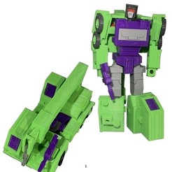 page.jpg Download free STL file G1 Constructicons Hook • 3D print template, Tim_Yeung