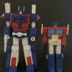 Download 3D printer designs G1 Ultra Magnus, Tim_Yeung