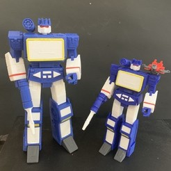 Free 3D printer files G1 Soundwave, Tim_Yeung